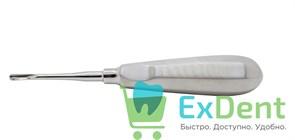Элеватор №248 для удаления корней зубов прямой, Флора (BD-900/18)