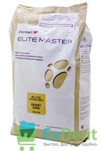 Гипс Elite Master - гипс IV класса, песочный (3 кг)