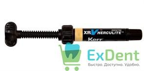 Herculite (Геркулайт) XRV D2 дентин - светоотверждаемый микрогибридный композит (5 г)
