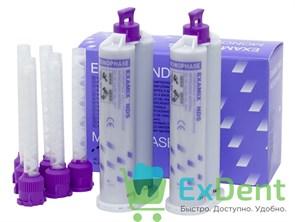 Examix (Экзамикс) NDS MONOPHASE-  корригирующая А-силиконовая масса  (2 х 48 мл)