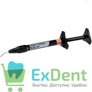 Tetric (Тетрик) N-Flow Bulk Fill IVW - материал пломбировочный (2 г)