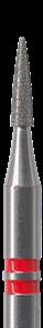 K861-014M-HP Бор алмазный NTI, форма пламевидная, среднее зерно