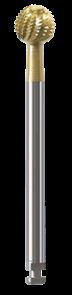 H141AX-031-RAXL Хирургический инструмент NTI, фреза для кости ТВС