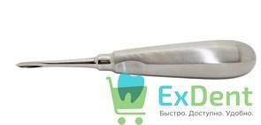 Элеватор №2 для удаления корней зубов прямой, Флора (BD-900/2)