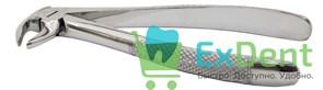 Щипцы №33А для корней нижних зубов (BD-700/33А)