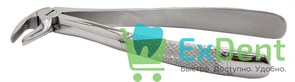 Щипцы №33М для корней нижних зубов (BD-700/33L)