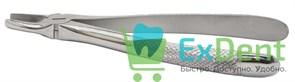 Щипцы №2 для верхних боковых зубов и клыков (BD700/2)