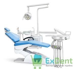 Стоматологическая установка Mercury AY-A 1000 верхняя подача инструментов, со стулом врача