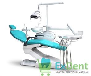 Стоматологическая установка Mercury 330 нижняя подача со стулом врача