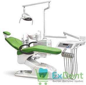Стоматологическая установка Mercury 330 LUX, нижняя подача со стулом врача и ассистента