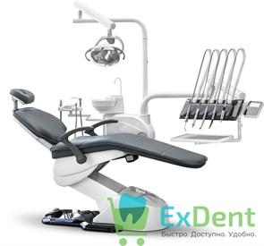 Стоматологическая установка WOSON WOD 550 верхняя подача инструментов