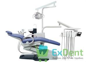 Стоматологическая установка WOSON WOD 730 нижняя подача инструментов