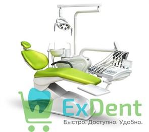 Стоматологическая установка AY-A 1000 верхняя подача инструментов, со стулом врача