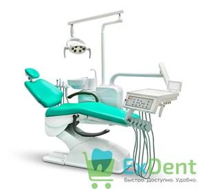 Стоматологическая установка AY-A 1000 нижняя подача инструментов, со стулом врача