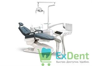 Стоматологическая установка AY-A 3600 нижняя подача инструментов, со стулом врача