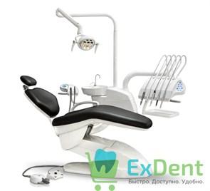 Стоматологическая установка Swident Friend Plus верхняя подача инструментов