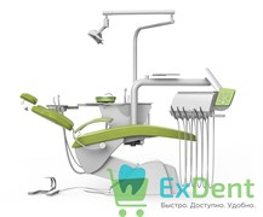 Стоматологическая установка Ritter Excellence нижняя подача инструментов