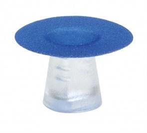 FlexiPol (Флексипол)  PC1270G - диски (полиры) для композ. зеленые, среднии, двухсторонние(100 шт)
