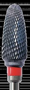 Фреза Millennium Cutter MC251FE-060, спиралевидная мелкая насечка