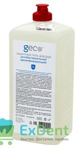 Кожный антисептик Geco гель для рук антибактериальный (1000 мл)