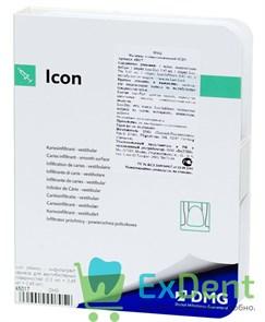 Icon (Айкон) - инфильтрант кариеса для вестибюлярных  поверхностей (0,3 мл + 0,45 мл + 0,45 мл)