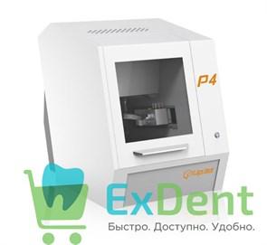 Стоматологический 4-осевой фрезерный станок P4
