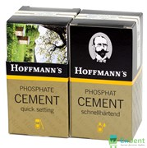 Цемент Hoffmann ́s Cement (Гарвард)  (100 г+40 мл) - цинкфосфатный