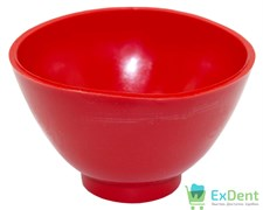 Чашка резиновая для смешивания гипса (400 мл)