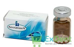 Коллапан-М №1, (гранулы) Средства для заполнения костных полостей
