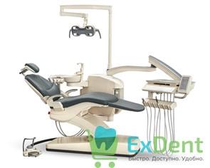 Стоматологическая установка Mercury 4800 нижняя подача инструментов