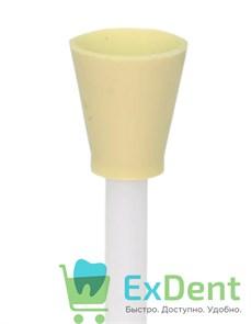 Полир Kagayaki Enforce Pin - желтый (мелкий) чаша для полировки композитов (1 шт)