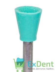 Полир Kagayaki Ensmart Pin - зеленый (средняя) чаша, металл, для финишной полировки композита (1шт)