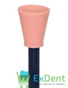 Полир Kagayaki Ensmart Pin - розовый (мелкая) чаша, для финишной полировки композита (1 шт)