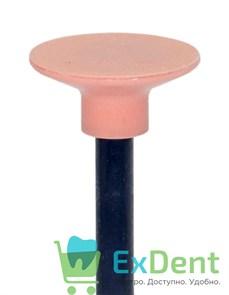 Полир Kagayaki Ensmart Pin - розовый (мелкая) диск, для финишной полировки композита (1 шт)