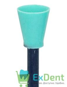 Полир Kagayaki Ensmart Pin - зеленый (средняя) чаша, для полировки композита (1 шт)
