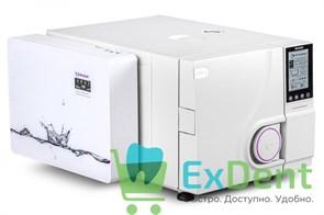 Автоклав Woson, TANZO E23 (23 литров) с сенсорным дисплеем и встроенной системой очистки воды