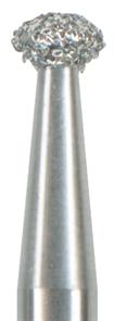 825-018M-HP Бор алмазный NTI, форма линза, среднее зерно