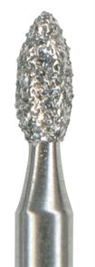 368-016F-FG Бор алмазный NTI, форма бутон, мелкое зерно