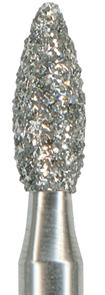 368-018F-FG Бор алмазный NTI, форма бутон, мелкое зерно