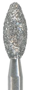 369-025C-FG Бор алмазный NTI, форма бутон, грубое зерно