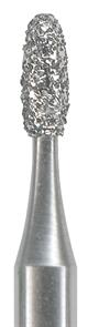 379-012M-FG Бор алмазный NTI, форма олива, среднее зерно