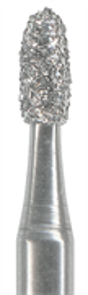 379-014M-FG Бор алмазный NTI, форма олива, среднее зерно