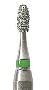 379-014C-FG Бор алмазный NTI, форма олива, грубое зерно