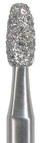 379-018C-FG Бор алмазный NTI, форма олива, грубое зерно