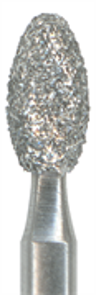 379-023SC-FG Бор алмазный NTI, форма олива, сверхгрубое зерно