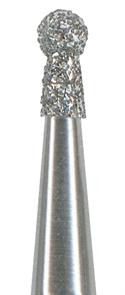 802-012M-FG Бор алмазный NTI, форма шаровидная (с воротничком), среднее зерно