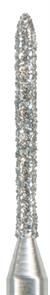 878-008F-FG Бор алмазный NTI, форма торпеда, мелкое зерно