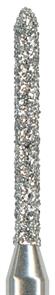 878-009F-FG Бор алмазный NTI, форма торпеда, мелкое зерно