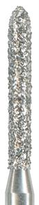 878-012F-FG Бор алмазный NTI, форма торпеда, мелкое зерно