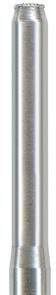 840-014M-FG Бор алмазный NTI, форма торцевой, среднее зерно